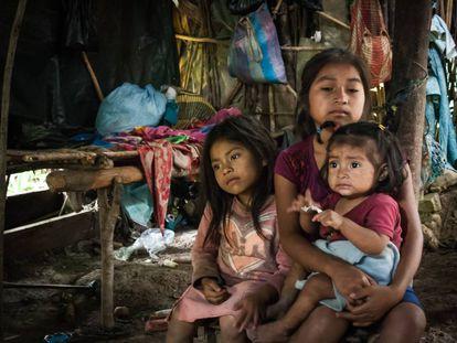 El 46,5% de los niños de Guatemala sufre desnutrición crónica.