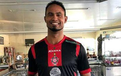 Bruno fue contratado por el Boa Esporte, de Varginha.