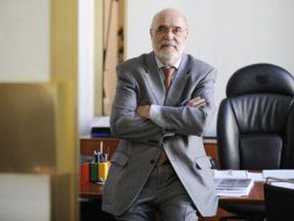 Jesús Loza, comisionado para la Convivencia y la Memoria en el País Vasco.