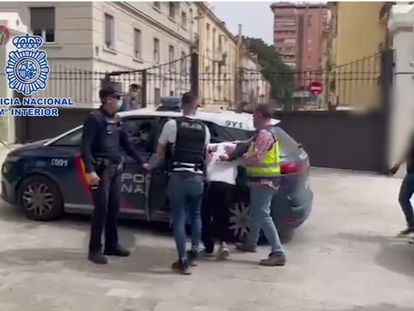 Detención de un individuo por la muerte de un hombre en una fiesta ilegal en Marbella.
