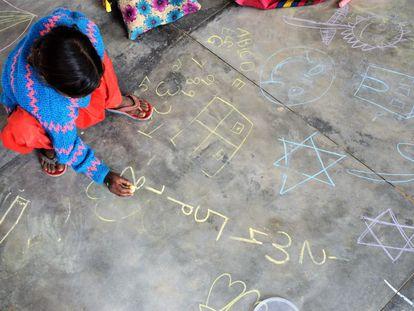 Estancia formativa en India
