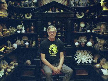 Tood Haynes, en el plató de 'El museo de las maravillas'.