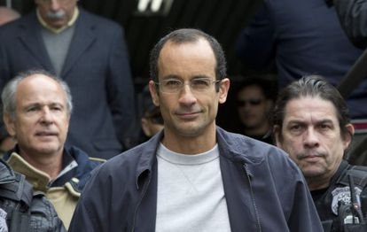 Marcelo Odebrecht, presidente de la constructora Odebrecht.