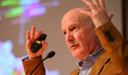 Rafael Yuste, profesor de Neurociencia en la Universidad de Columbia