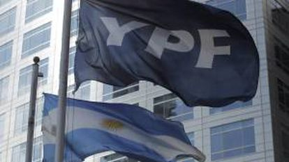 YPF dijo en un comunicado que en mayo pasado su producción de petróleo creció un 1,8 % y la de gas el 0,8 % frente a igual mes del año pasado. EFE/Archivo