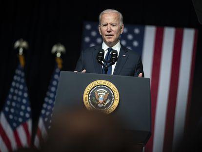 El presidente de Estados Unidos, Joe Biden, en una imagen de archivo.