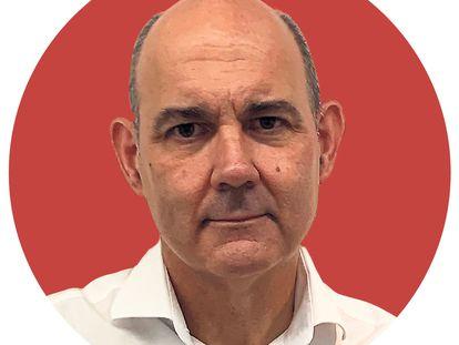 Francisco Uría, autor de 'La pequeña librería de Stefan Zweig' (Berenice), y socio responsable del sector financiero de KPMG en España.