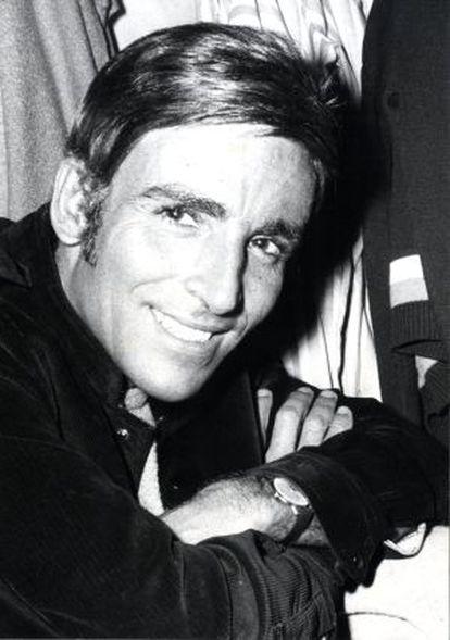 Pepe Rubio, actor de teatro y cine.