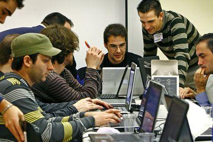 Expertos en Internet se reúnen en Valencia.