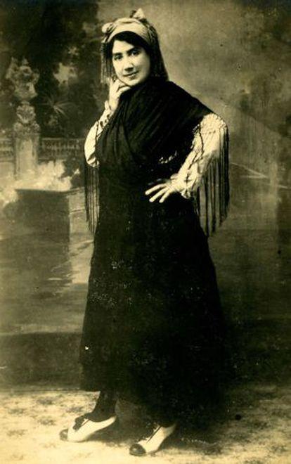 Retrato de Gala Murguía.
