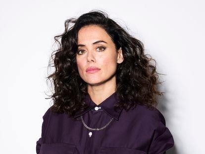 Retrato de la actriz Patricia López Arnaiz.