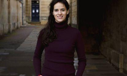 La filósofa Carissa Véliz.