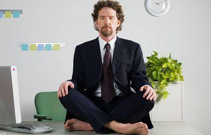 Yoga para la 'operación retorno'.