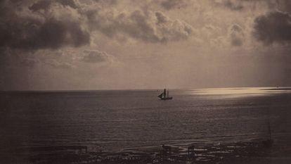 Las marinas de Gustave Le Gray