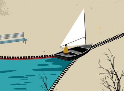 Ilustración de Eva Vázquez.