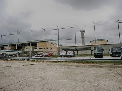 Imagen de la prisión de Soto del Real, en Madrid, el pasado 20 de marzo.