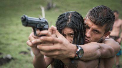 Fotograma de 'Matar a Jesús', de la cineasta colombiana Laura Mora.