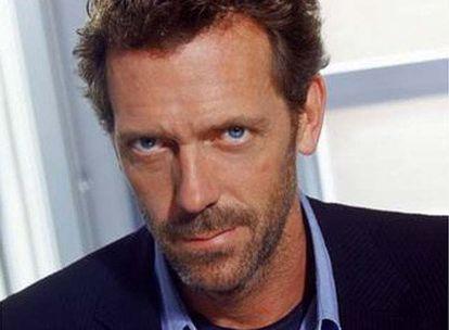 El doctor Gregory House (Hugh Laurie)