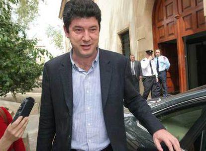 Francisco Marqués, ex consejero de Medio Ambiente de Murcia.