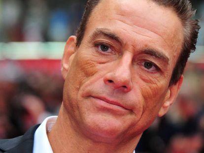 El actor Jean-Claude Van Damme.
