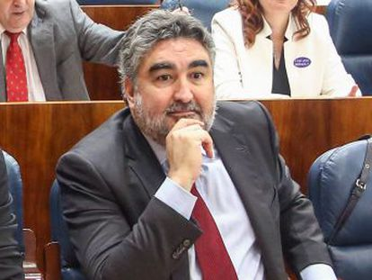 Discípulo de Peces-Barba, cercano a Rubalcaba y Sánchez, se distinguió por su labor con las asociaciones de víctimas del terrorismo