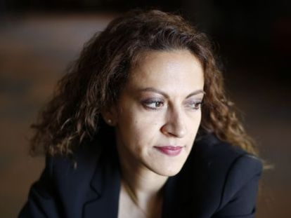 La periodista colombiana Jineth Bedoya.