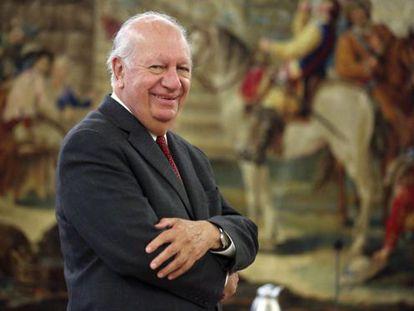 Ricardo Lagos, expresidente de Chile.