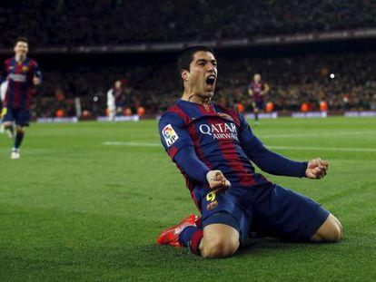 Luis Suárez también se ha beneficiado de la denominada psicología deportiva
