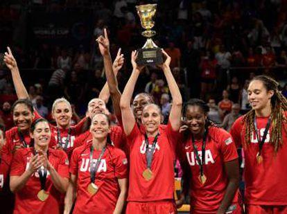 Las estadounidenses alzan el título Mundial