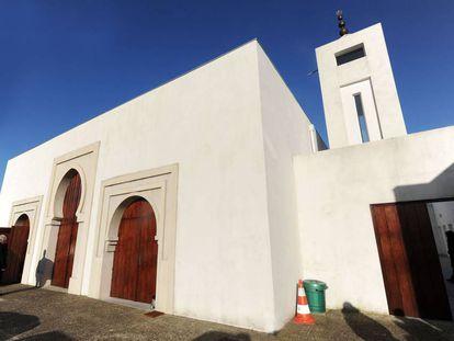 Imagen de archivo de la mezquita de Bayona, en el suroeste de Francia.