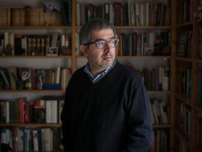 El escritor Jordi Amat.