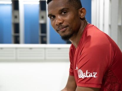 """Samuel Eto'o: """"Cuando se vayan Messi y Cristiano, el único dios que veremos será Mbappé"""""""