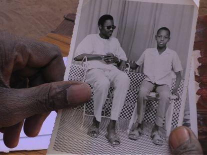 Fotograma de la película de Amina Abdolaye Mamani.
