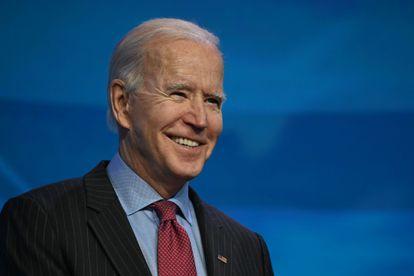 El presidente estadounidense Joe Biden en Wilmington, Delaware.