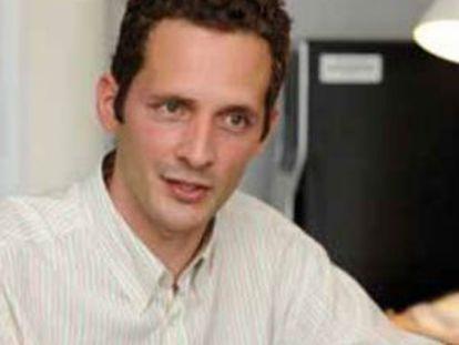 El investigador Sjors Scheres