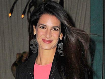 Tala Alamuddin, en abril de 2015 en Nueva York.