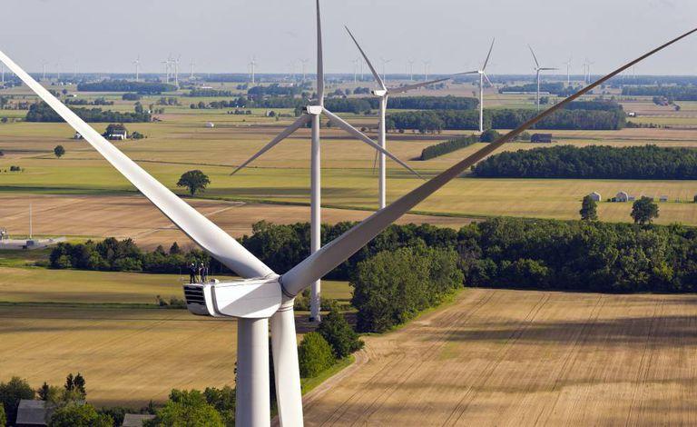 Nordex, la participada por Acciona en Alemania, está especializada en la fabricación de turbinas eólicas.