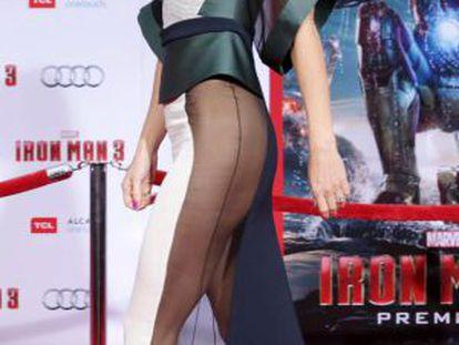 La actriz Gwyneth Paltrow.