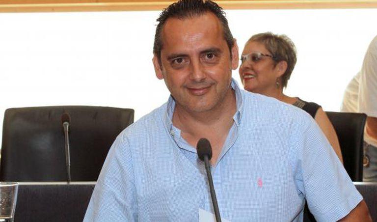 Lorenzo Martínez, concejal de seguridad de Benidorm (Alicante).