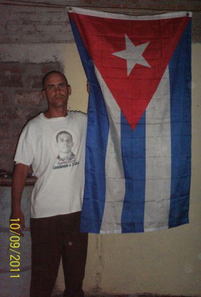Foto de Villar Mendoza en el blog Baracutey cubano.