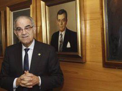 García Costas, nuevo presidente de la cámara de comercio fusionada.