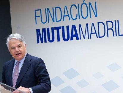 Ignacio Garralda, presidente de Mutua Madrileña y de Fundación Mutua Madrileña.