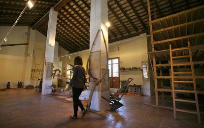El Museu de l'Horta Sud.