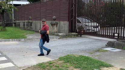 Rafael Caride sale este domingo de la prisión de Martutene tras cumplir 19 años de prisión.