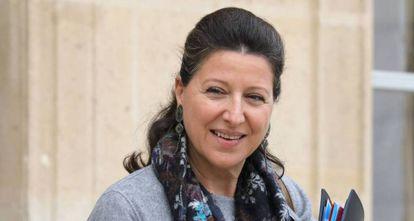 La ministra de Sanidad, Agnès Buzyn
