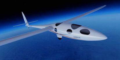 El Perlan 2 podría intentar volar a la estratosfera en 2017.