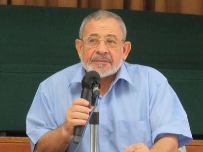 El actual presidente de la Comisión Islámica de España, (CIE) Mohamad Ayman Adlbi Adlbi.