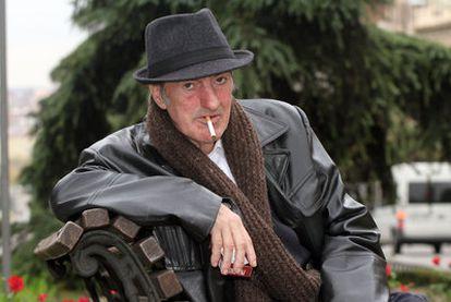 Cándido López, <i>Kung Fu, </i>el hijo mayor del último verdugo, Antonio López Sierra.