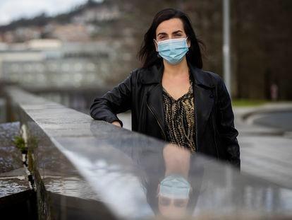María de la Fuente, investigadora del Instituto de Investigaciones Sanitarias de Santiago en la capital gallega