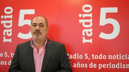 Fernando Martín, exdirector de Radio 5.